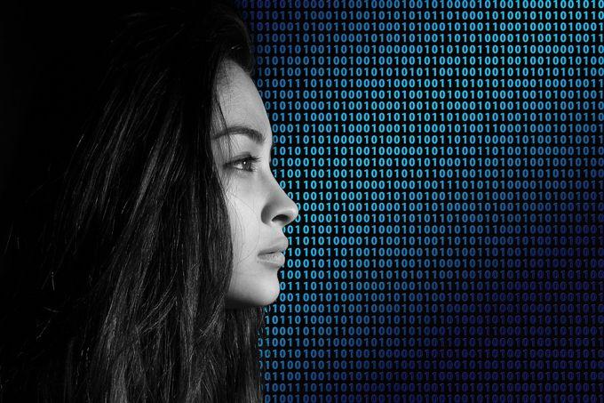 computer-code-binary-woman
