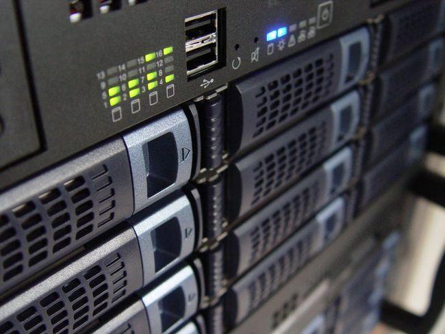 technology-servers