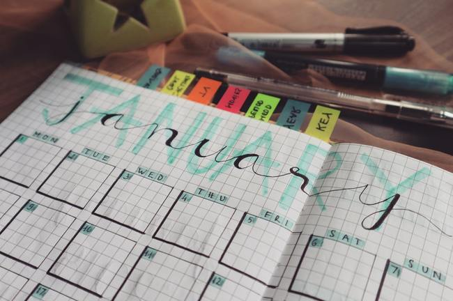 january-planner